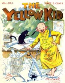Yellow Kid - Richard Outcault