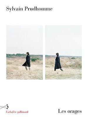 Les orages – Sylvain Prudhomme