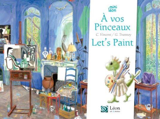A vos pinceaux – C. Vincent et G. Trannoy