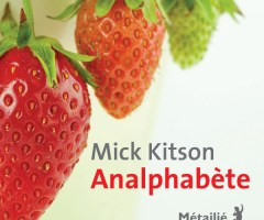Analphabète – Mick Kitson