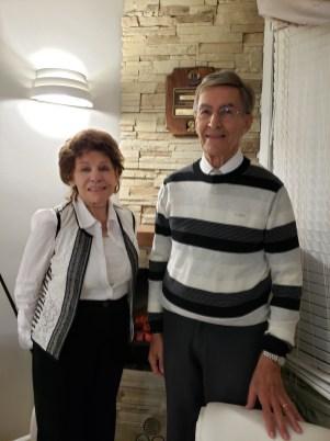 Françoise et Raymond Breton
