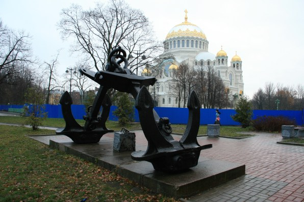 Kronstad, Russie (novembre 2011)