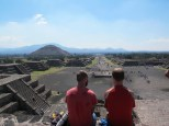 Teotihuacan, DF, patrimonio mundial