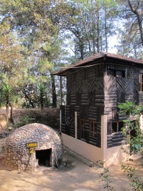 Cabane dans le coeur de la forêt, Guatemala