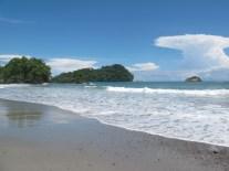 Plage du parc Manuel Antonio NP, Costa Rica