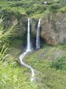 Gocta falls, Utcubamba Valley, Peru