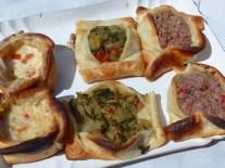 Empanadas sureñas