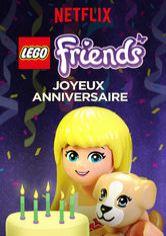 lego friends joyeux anniversaire