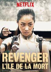 Revenger L'île De La Mort : revenger, l'île, Revenger, L'île, Netflix, SurNetflix.fr