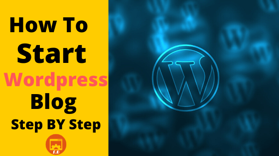 How To Create WordPress Blog Free Step By Step