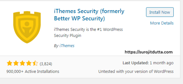 iThemes WordPress Security Plugins