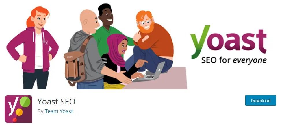 Best WordPress SEO plugin Yoast SEO