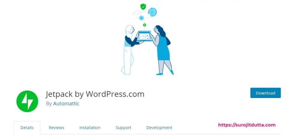 Jetpack Best Plugin in WordPress