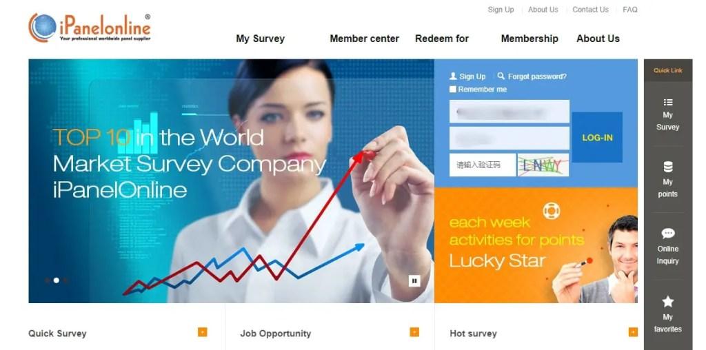 Ipanel Online Survey- Online Surveys That Pays