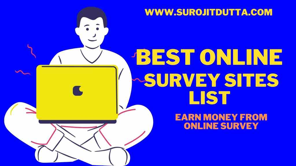Best Online Surveys That PAy Cash Online