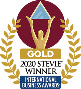 GOLD 2020 Stevie Winner: International Business Awards