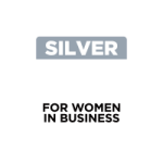 Silver Stevie Award for Women in Business 2019
