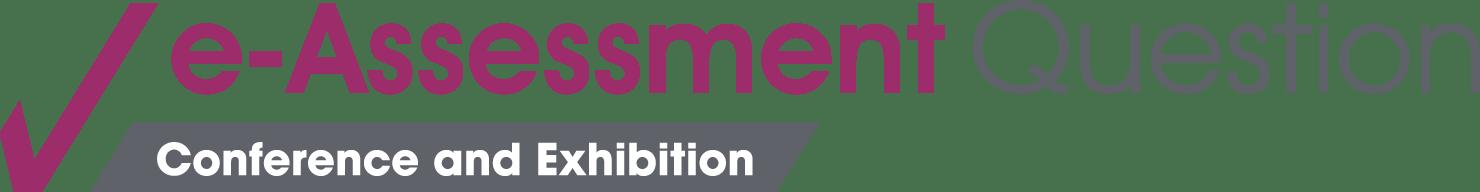 e-Assessment Question Conference logo