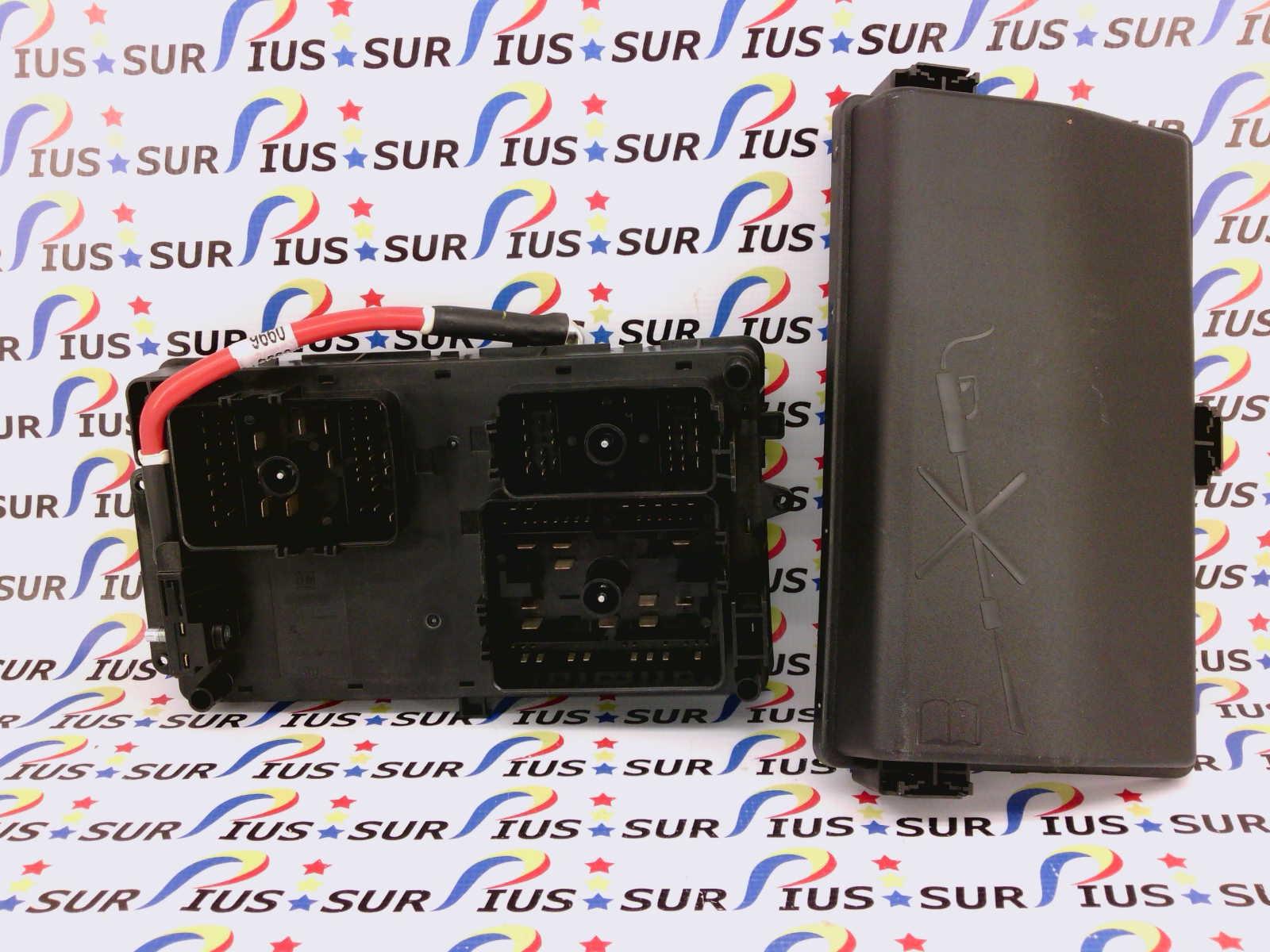 hight resolution of gm chevrelet cruz fuse box panel assembly