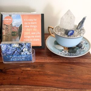Zen your home with crystals