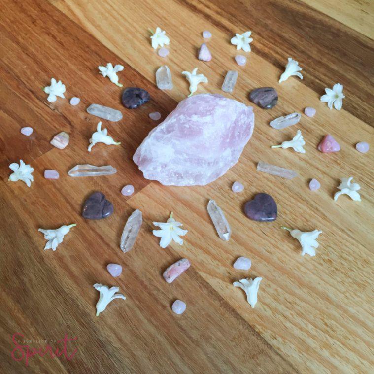 Mel's Mandala - Forgiveness and Compassion