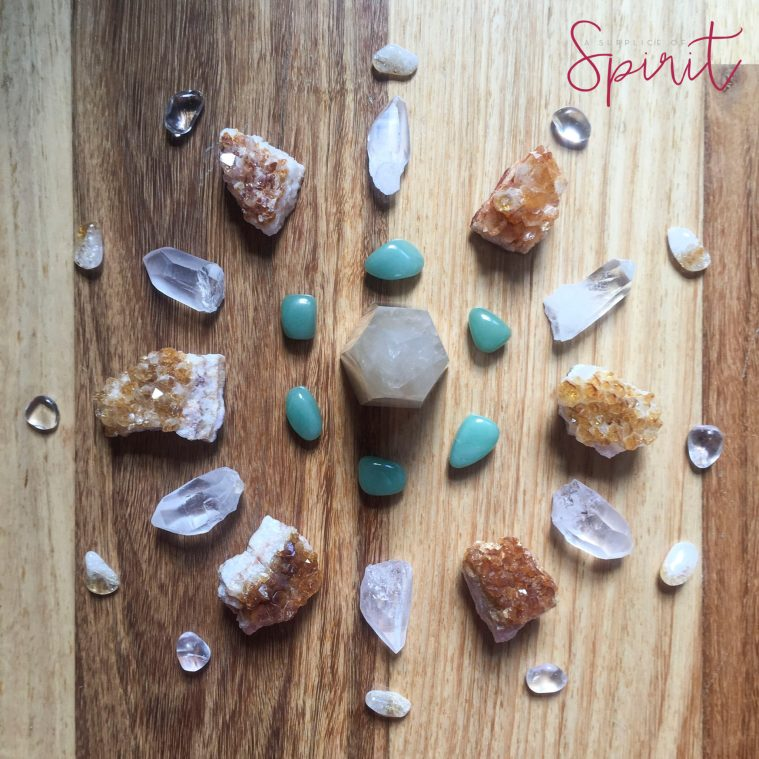 Deluxe abundance manifesting grid kit exclusive to A Surplice of Spirit