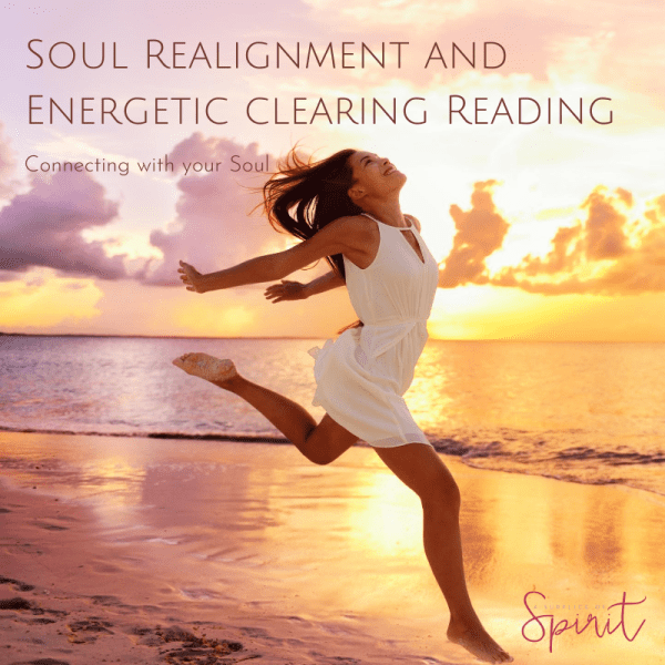 Soul Realignment Reading and Energetic Clearing with Melanie Surplice