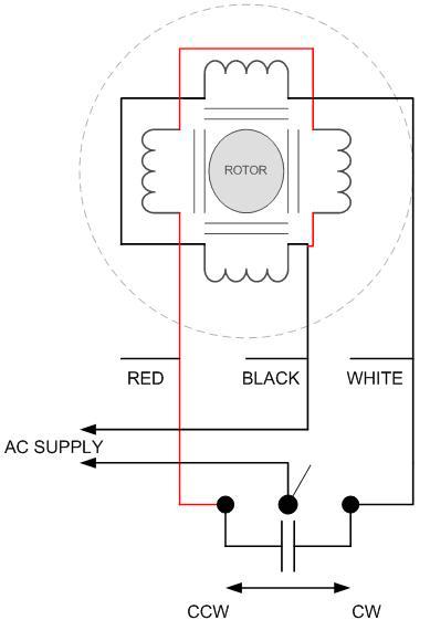 Ac 110v Single Phase Compressor Wiring Diagram Gear Motors