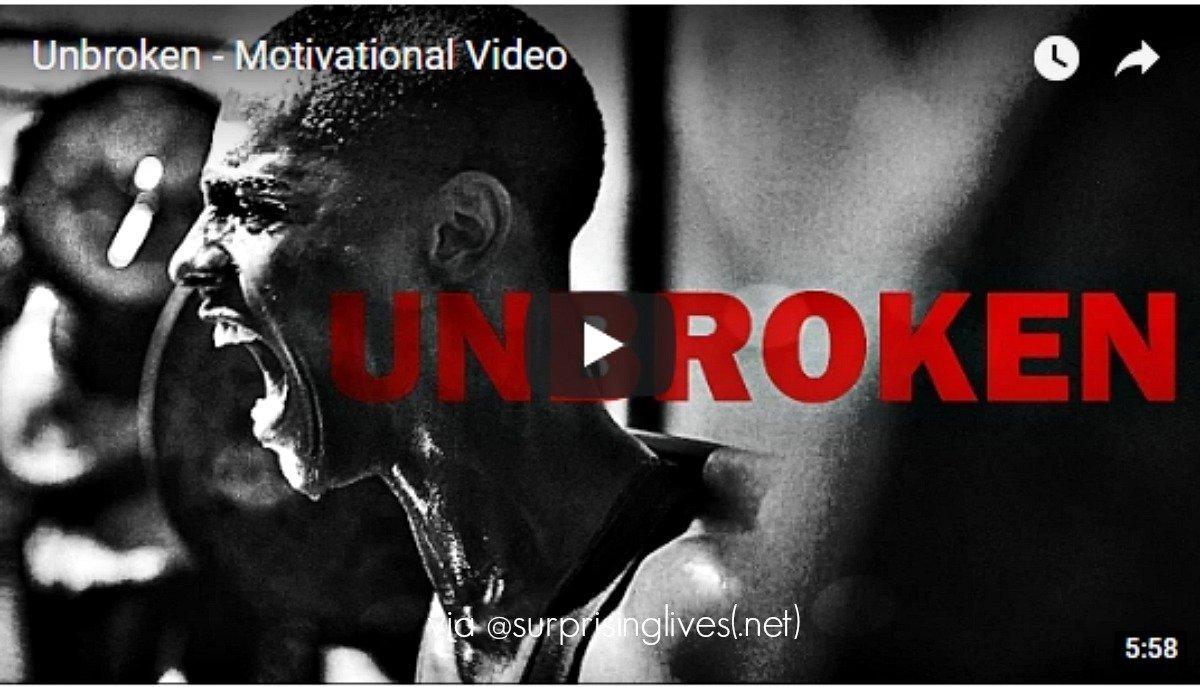 Motivation ~ Unbroken