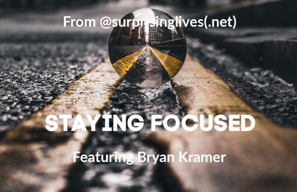 Staying focused on human-to-human interactions, featuring Bryan Kramer