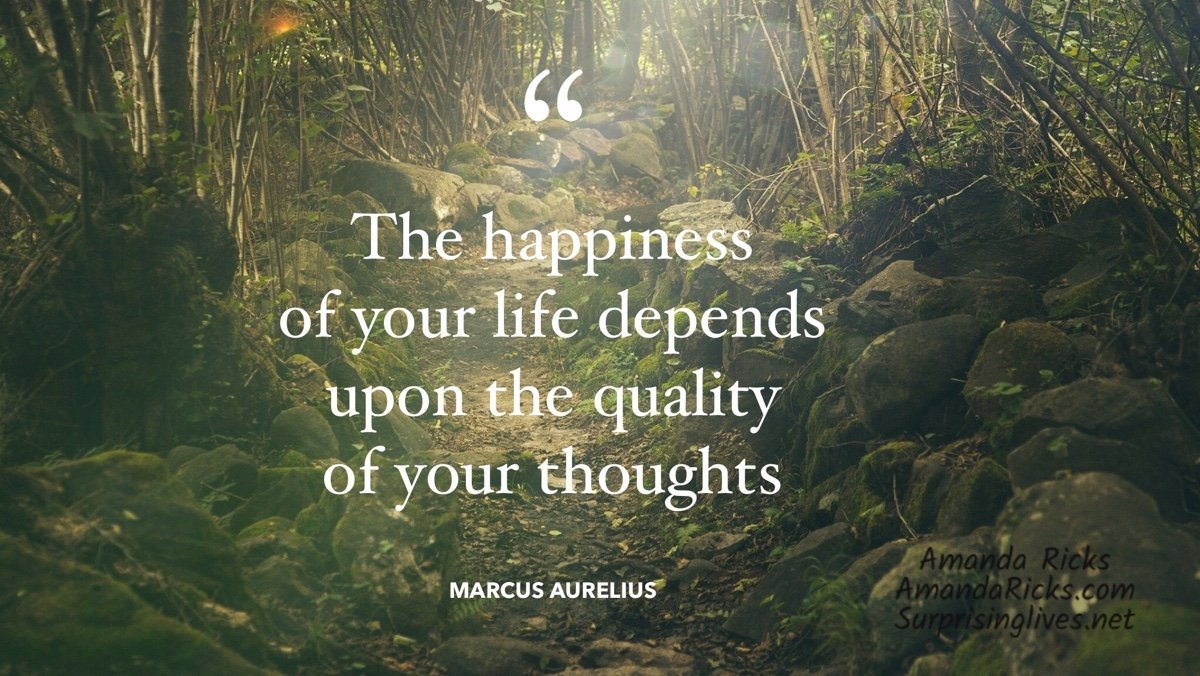 happiness of life quote