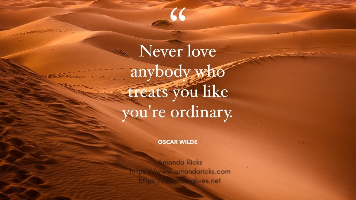 who to love famous quote