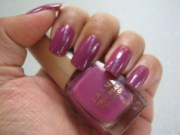 lakme true wear nail color- freespirit