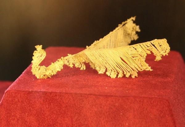 Aurul Apusenilor - Muzeul Aurului de la Brad