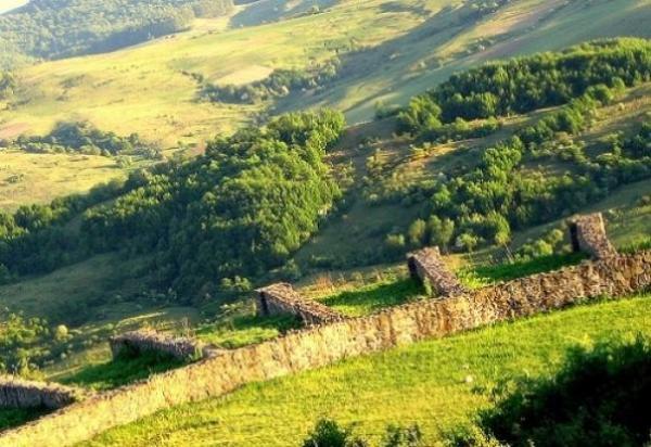 Cetatea Porolissum, judetul Salaj