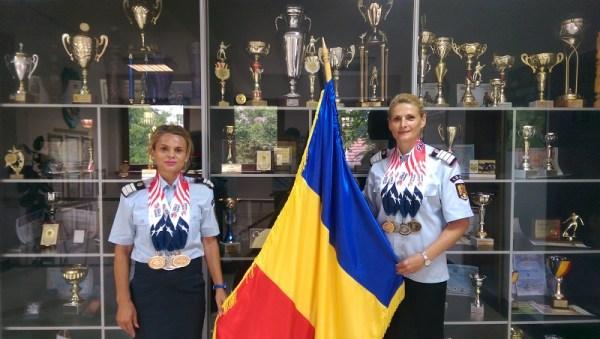 Două românce de la ISU, mai bune decât agenții FBI la o competiție internațională