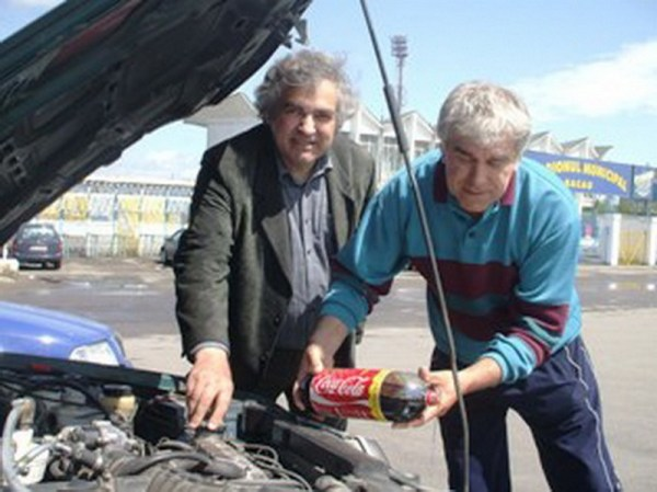 Gheorghe Bordeianu - motorul cu apa