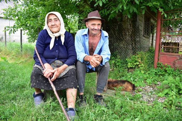 Cu Iosif pe coclauri: Vorbe pentru suflet de pe ulița satului #ZAGRA, județul Bistrița-Năsăud