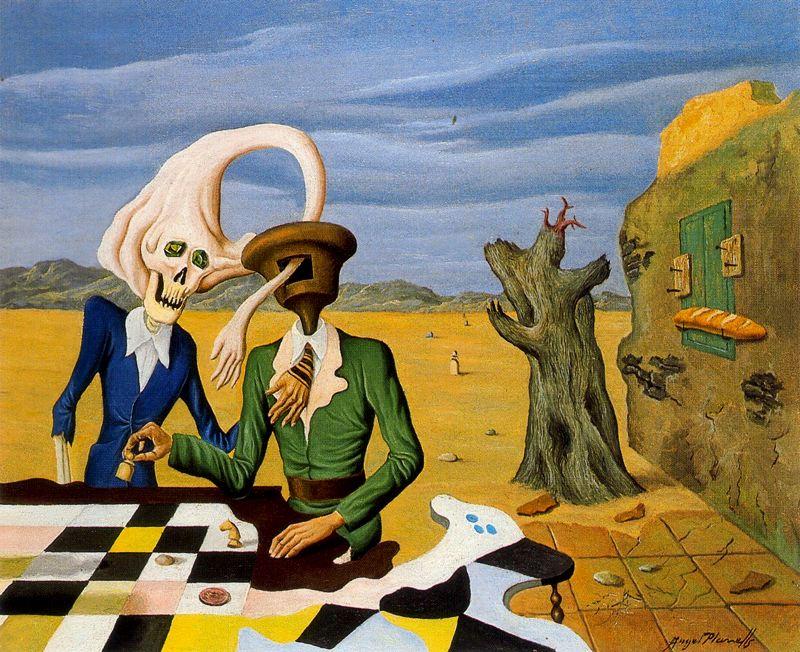 Paintings Magi Three Oil