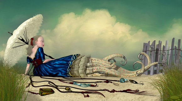 Ray Caesar Digital Surreal Art