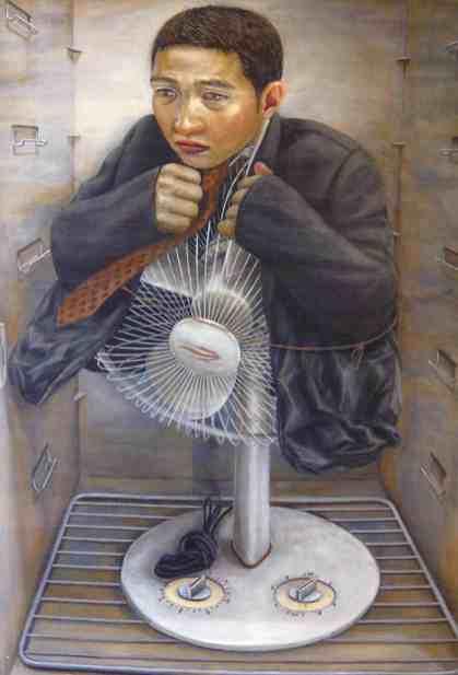 Tetsuya Ishida, winter fan, 1996