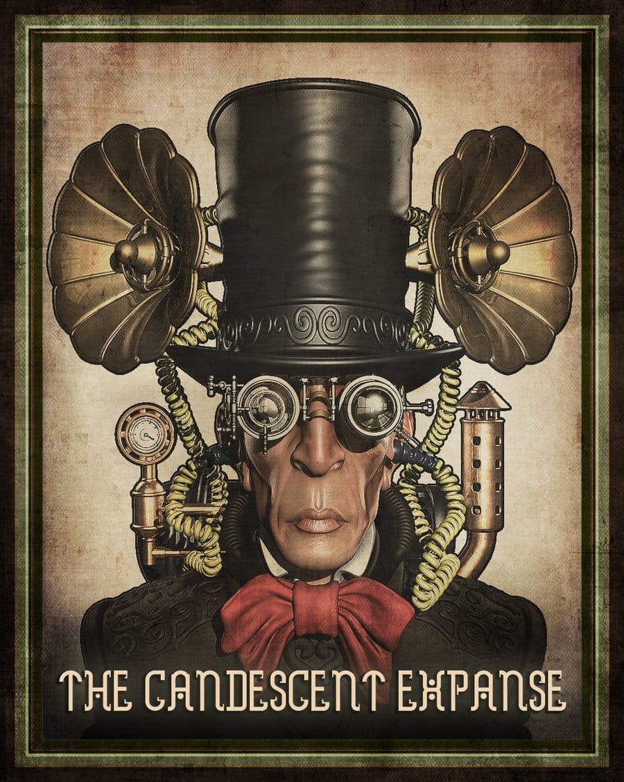 Steampunk Imagery by Jeff Wall