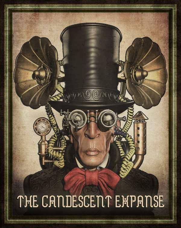 Steampunk Surrealism Art
