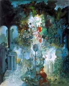 La Mort d'un Chanteur d'Opéra (2007) 81x65