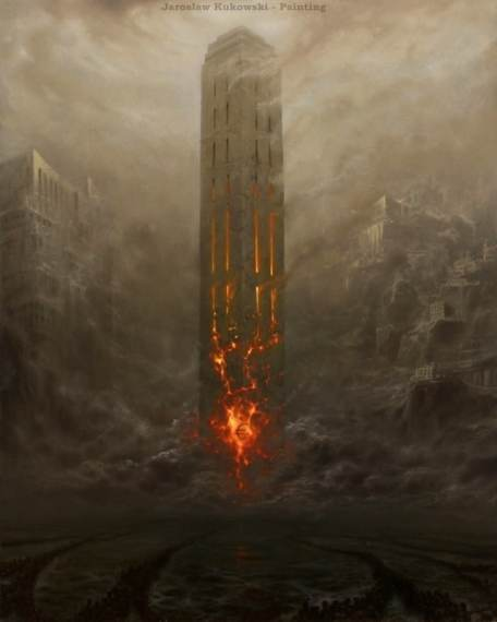 Tower of Babel II - The Union of European Socialist Republics