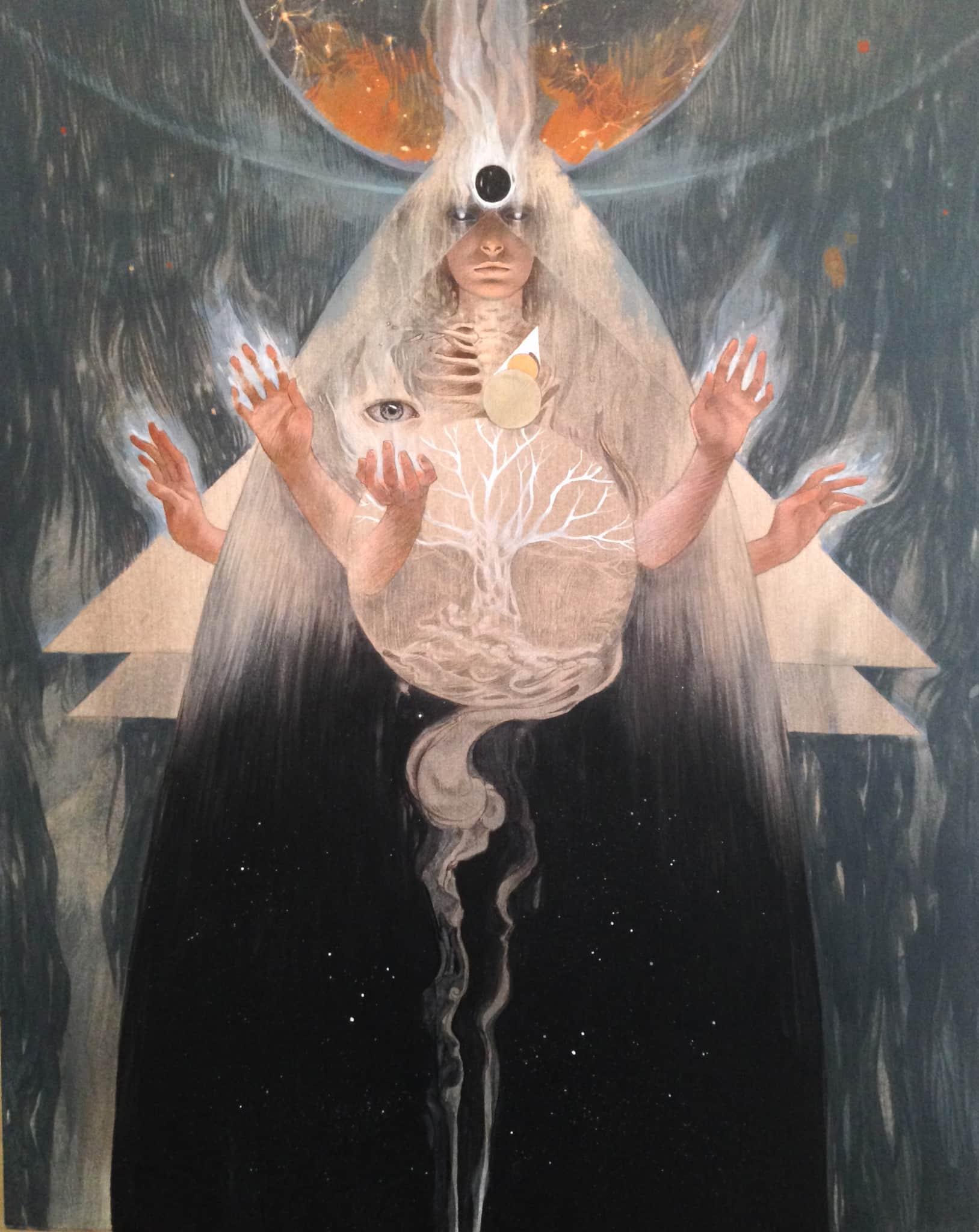 L. Bustamante Art