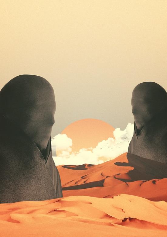 Desert and Gods