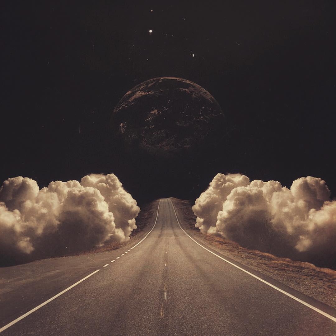Thom Easton Surreal Collage Art