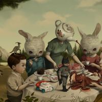 Roby Dwi Antono Pop Surrealism