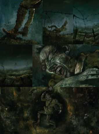 Black Dog Art By Dave McKean